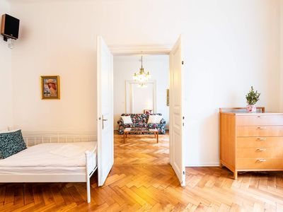 Photo for Spacious 3-BR apartment in the Old Town of Prague