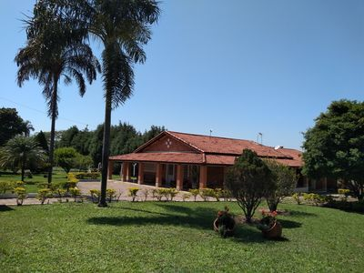 Photo for CHACARA BOI SEALED: ACONCHEGANTE COUNTRY HOUSE. NEXT TO THERMAS.