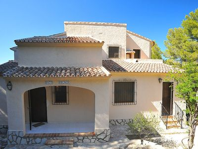 Photo for Apartment in Xàbia with Parking, Internet, Washing machine, Pool (90103)