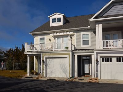 Photo for Downtown Rehoboth Beach Townhome Sleeping 8 w/ Pool