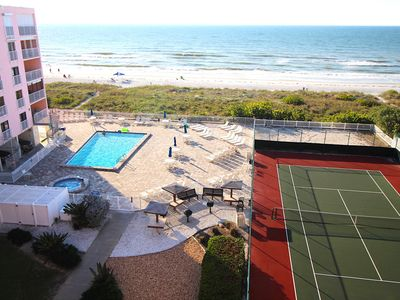 Photo for 10% OFF 7 NIGHTS TOP FLOOR LUX DIRECT OCEAN VIEW CONDO GORGEOUS SUNSETS 5 STARS!