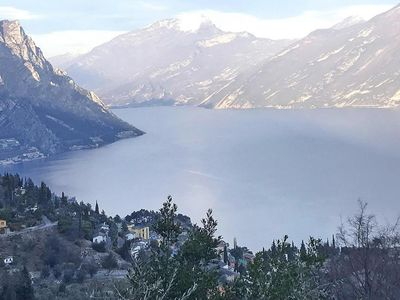Photo for Apartments Casa Panoramica, Tremosine  in Westlicher Gardasee - 4 persons, 2 bedrooms