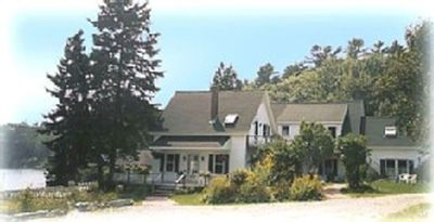Photo for Coastal Maine home with Fully Furnished Apt. #3 . Kayaks provided .