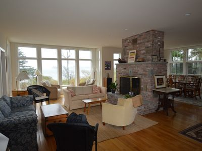 Photo for NEW LISTING!   Luxurious Oceanfront Home in Saint George, Maine.