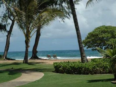Photo for #160 - Kauai Ocean View Condo Rental By Owner - FREE Parking WiFi Steps to Ocean