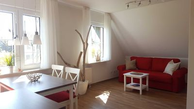 Photo for Apartment 1 - Apartment house Zingst - Holiday between sea & Bodden