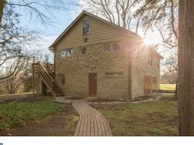 Carriage House at Harmony Hill Farm in New Hope!