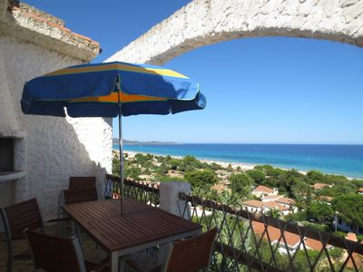 Photo for Large panoramic apartment, beautiful sea view.