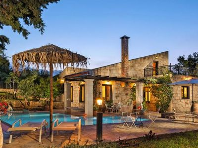 Photo for Holiday villa, Maza by Georgioupolis  in Kreta - West - 8 persons, 3 bedrooms
