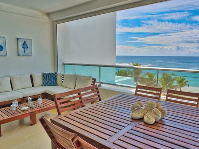 Photo for Incredible Ocean View Two Bedrooms Apartment (311)