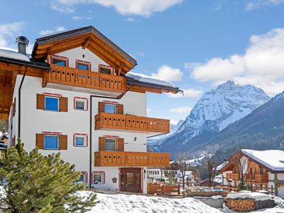 "Photo for Cosy Apartment ""Cèsa Riz"" (CIPAT number: 022039-AT-066316) with Wi-Fi, Balcony and Mountain View; Parking Available"