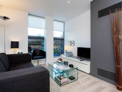 Photo for Modern 1 bed apt. in Paddington. 6 minutes walk from the station (Veeve)