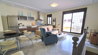 Photo for Apartment with terrace in Seville´s Old Town