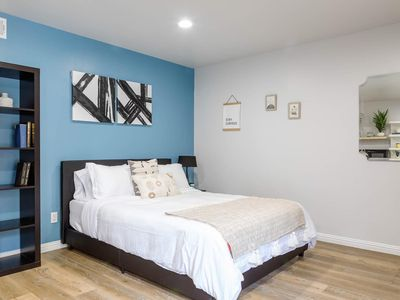 Photo for Spacious Guest Studio with Private Entry
