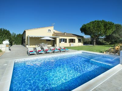 Photo for Traditional Mallorquin Villa Paxeco, Generous Pool in a Lovely Setting