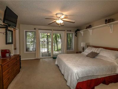 Photo for LAKEFRONT TOWNHOME LOCATED ON LAKE DESOTO - 3 BEDROOM/3 BATH - $150 PER NIGHT - NON SMOKING