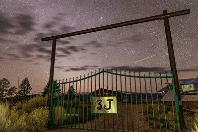 Welcome to the 3J Ranch where the stars are brighter!