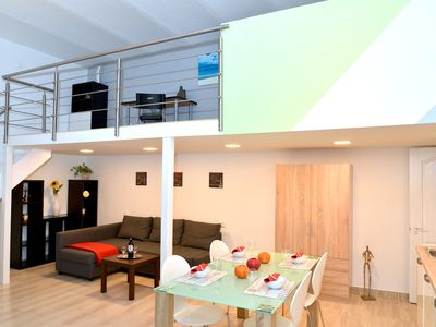 Photo for ★NEW modern Apartment | ACE LOCATION with AC | 48 m2  ★