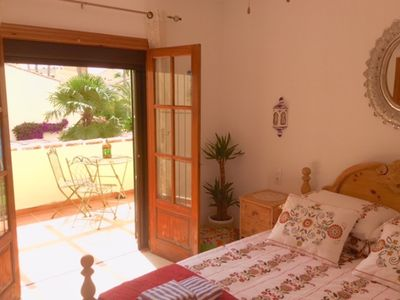 Photo for *Wheelchair friendly, luxury 3 bed property minutes walk to the Arenal Beach