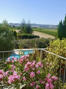 Photo for Spacious & Airy Village House with Large Garden and Private Pool