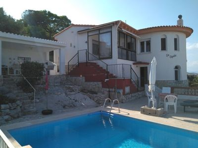 Photo for Vacation home La Cigala in Peñiscola - 5 persons, 2 bedrooms