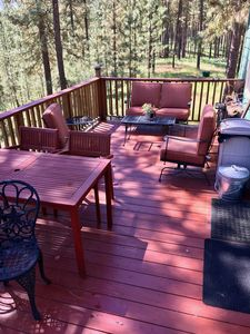 Photo for Summer is Filling Up. Book Now. Pet-Friendly Columbia River Woodland Paradise