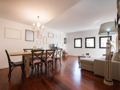 Photo for Luxury Central Rusiñol 3 bedroom apartment in Barcelona