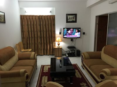 Photo for 2000 Sq.feet (3 Bed Rooms) Fully Furnished Apartment for rent at Banani, Dhaka