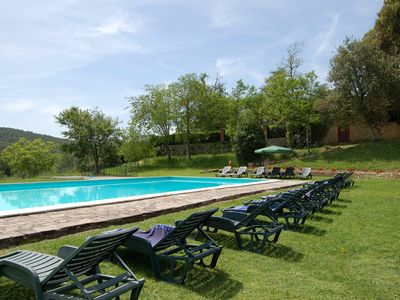 Photo for 5BR Villa Vacation Rental in Bucine