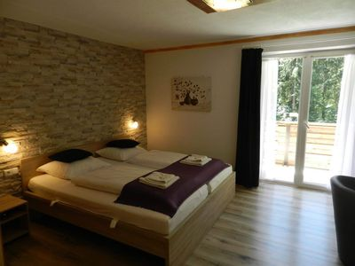 Photo for Double room + bathroom - Hartkaiser, guesthouse