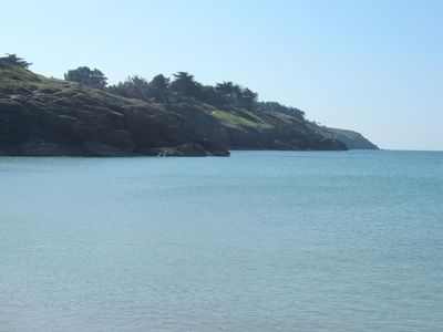 Photo for Apartment Gulf of Morbihan Seaview 200 M From The Beach