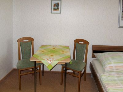 Photo for Apartment Am Park (RAS100) in Raben Steinfeld - 2 persons, 1 bedrooms