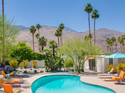 Photo for Atomic Hummingbird: 3  BR, 2.5  BA House in Palm Springs, Sleeps 6