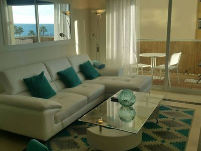 Photo for Marbella Sea View Center 2 Bedrooms Apartment