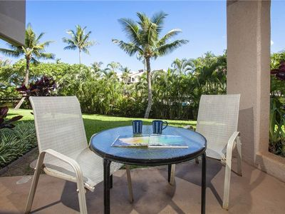 Photo for Kamaole Sands One bdrm condo on the ground level in bldg 6 sleeps 4. 6-106