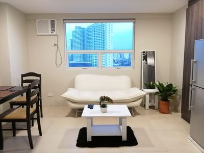 Photo for Fresh New Spacious 1 BR LOFT in Quezon City