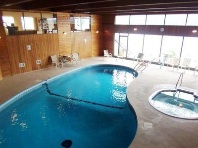 Photo for Panorama Ski Getaway!Akiskinook Resort 135 -1 BR Condo-/Sleeps 5/Heated Pool/Hot Tub