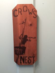 Welcome to The Crow's Nest