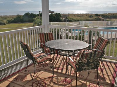 Photo for 'Endless Summer' a Waterfront3BR/2BA Oak Island Resort Condo