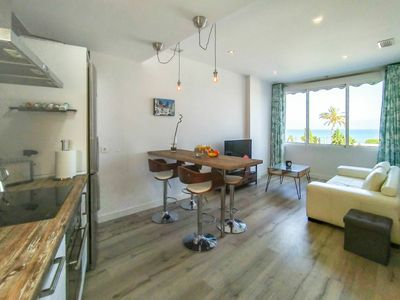 Photo for Beautiful apartment for 4 people with A/C