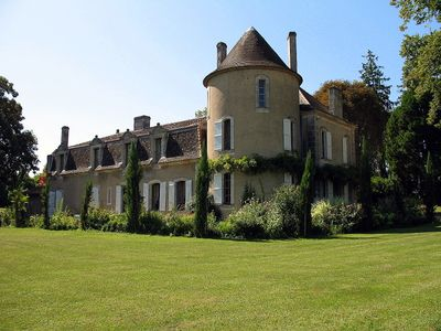 Photo for Chateau Guygaudie - Country house for 18 people in Saint-Martin-de-Ribérac