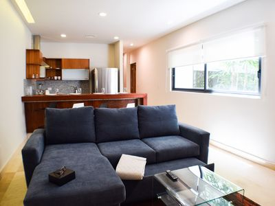 Photo for Terrazas 108,  New Luxury Condo Steps To The Beach And Fifth Avenue