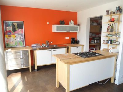 Photo for HOUSE AT 240 METERS FROM THE DIGUE OF WIMEREUX - 3 BEDROOMS (7/8 BEDS) - TERRACE GARDEN