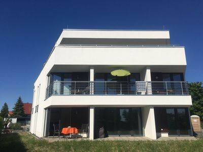 Photo for MODERN HOLIDAY APARTMENT - EXCLUSIVE EQUIPMENT - TOP LOCATION ON THE STRELASUND -