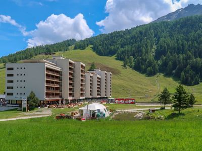 Photo for Apartment Rosablanche B22 in Siviez-Nendaz - 2 persons, 1 bedrooms