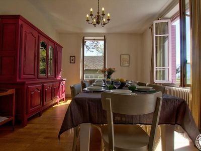 Photo for Gite Corbonod, 6 bedrooms, 14 persons