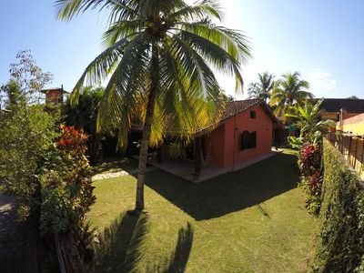 Photo for House in Ilhabela • 50m from Praia do Perequê • with barbecue