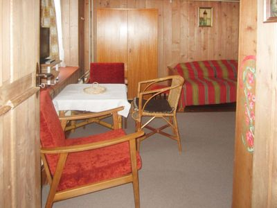 Photo for Apartment Chalet Chilchboden in Grindelwald - 2 persons, 1 bedrooms
