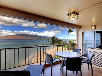 Photo for Remodeled Beachfront 3bd/2ba Condo - Starts @ $499.00/nt - Menehune Shores #510