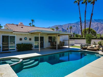 Photo for Come enjoy 360 days of Palm Springs sunshine!